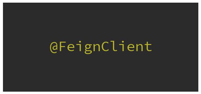 Feign deklaratywny klient w microserwisach
